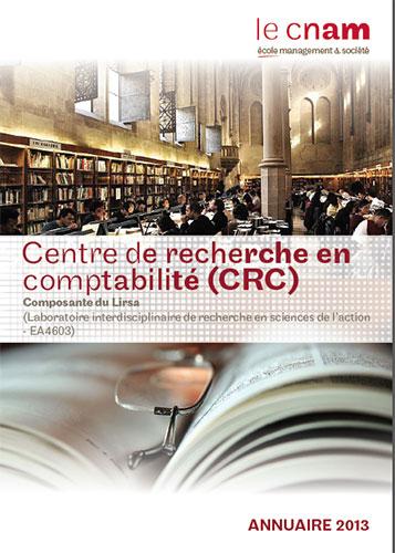 Feuilletez l'annuaire du CRC